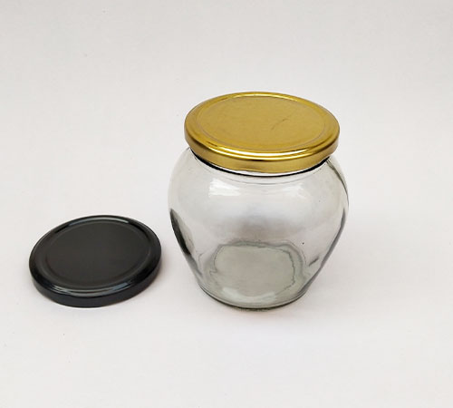 500 ml Apple Glass Jar